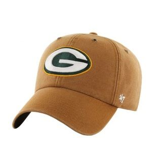 CARHARTT NFL Green Bay Packers Clean Up Cap